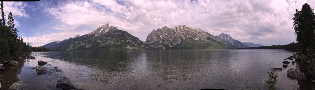 Jenny Lake view