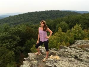 On top of Virginia